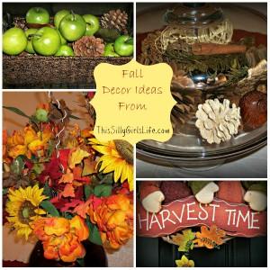 Fall Decor Ideas