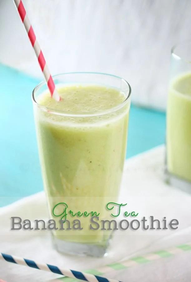 Green-Tea-Banana-Smoothie