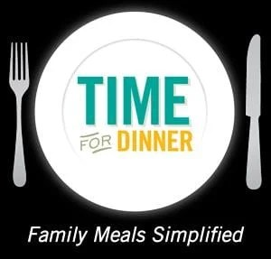 Time For Dinner, weekly meal planning service #TimeForDinnerPlanning #ad
