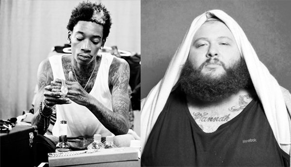 """Action Bronson – """"The Rockers"""" (Ft. Wiz Khalifa) off new SAAAB STORIES EP available now"""