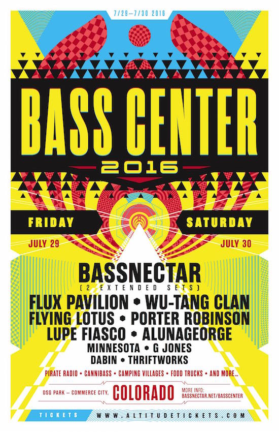Bassnectar Announces 2 Day Colorado Bass Center Camping Event With Lineup Feat. Flux Pavilion