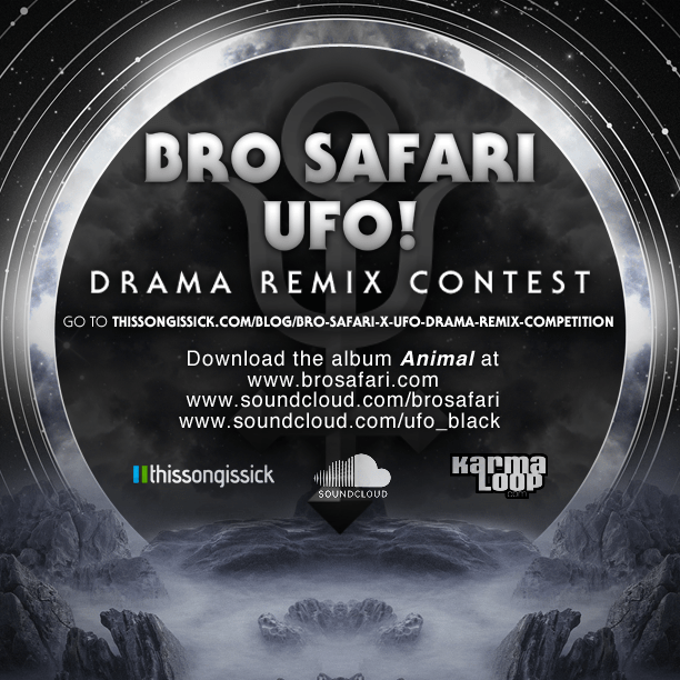 Bro Safari & UFO! Remix Competition Winners: Party Favor