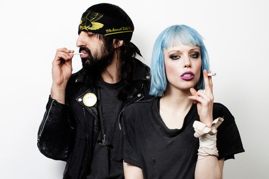 """Crystal Castles Release Must Hear Song """"Deicide"""" With New Singer"""