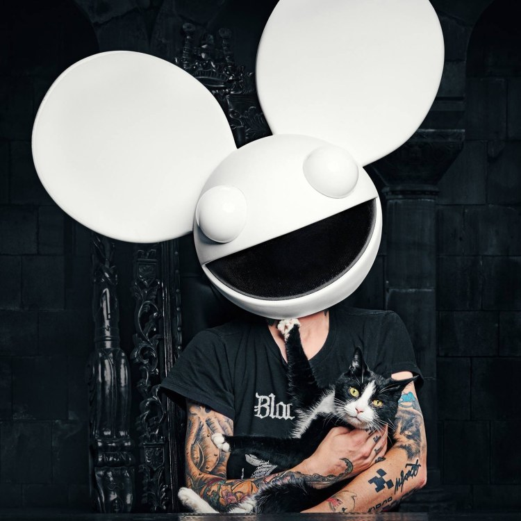 Deadmau5 Press photo 2016