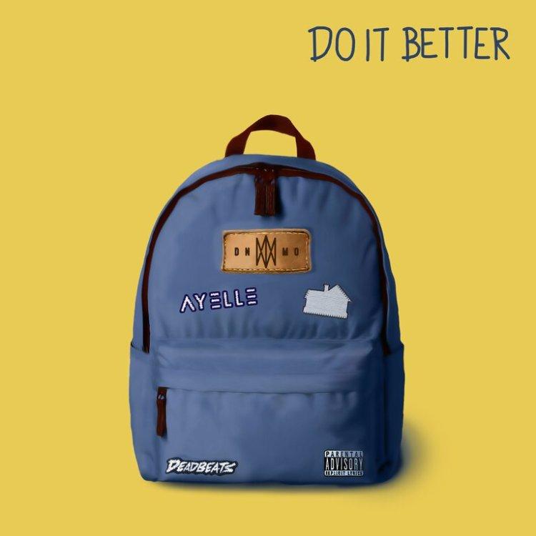 DNMO Do It Better art
