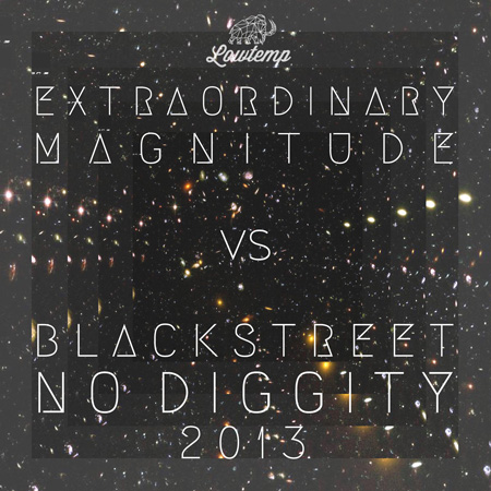 Extraordinary Magnitude Vs. Blackstreet - No Diggity 2013 : Must Hear Electro-Soul / Funk from new Gramatik Side Project [Free Download]