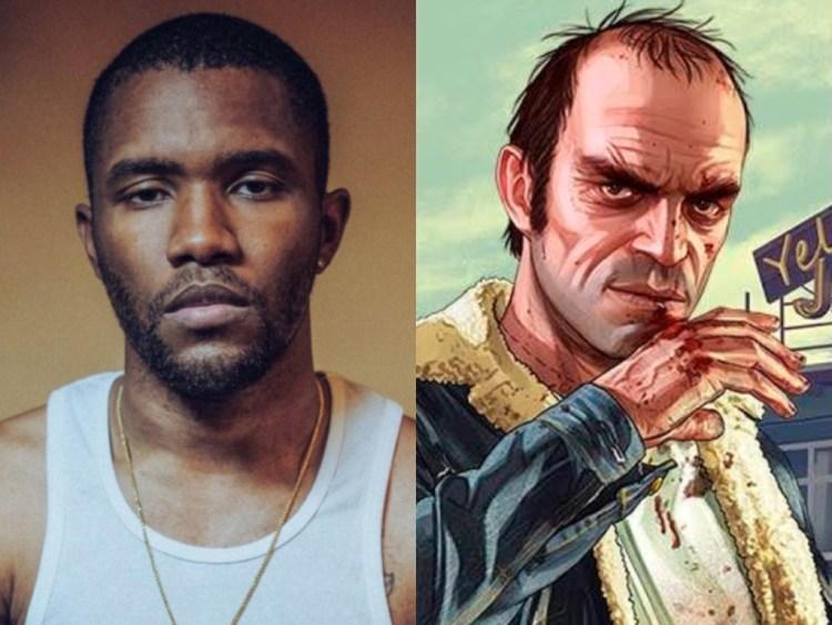 Frank Ocean Grand Theft Auto