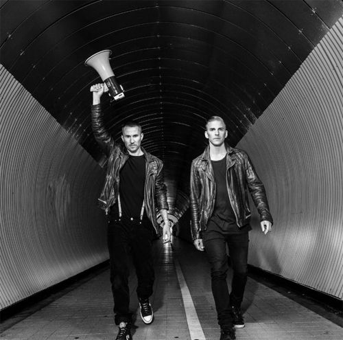 "Galantis Release Newest Single ""Gold Dust"" : Progressive House"