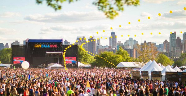 Governors Ball Releases 2016 Lineup Ft. Kanye West
