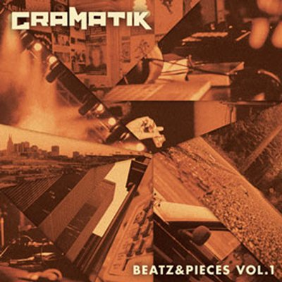 Gramatik - Beatz & Pieces Vol. 1 : Sick Chill New Electronic/Hip-Hop Album on Pretty Lights Music