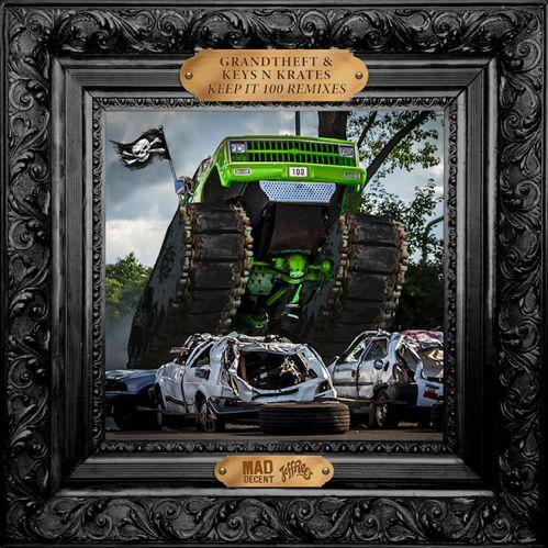 Grandtheft & Keys N Krates – Keep It 100 Remix Package ft. Grandtheft