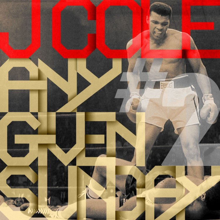 J. Cole - Any Given Sunday Vol. 2 : 3 New Chill Hip Hop Tracks