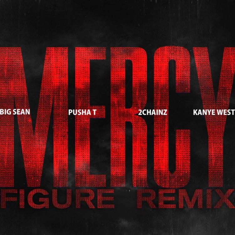 Kanye West - Mercy (Figure Remix) : Must Hear Filthy Dubstep Remix + Bonus