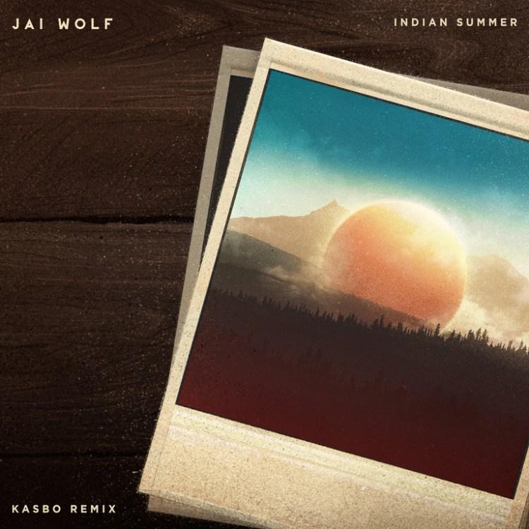 Kasbo Indian Summer Jai Wolf Artwork