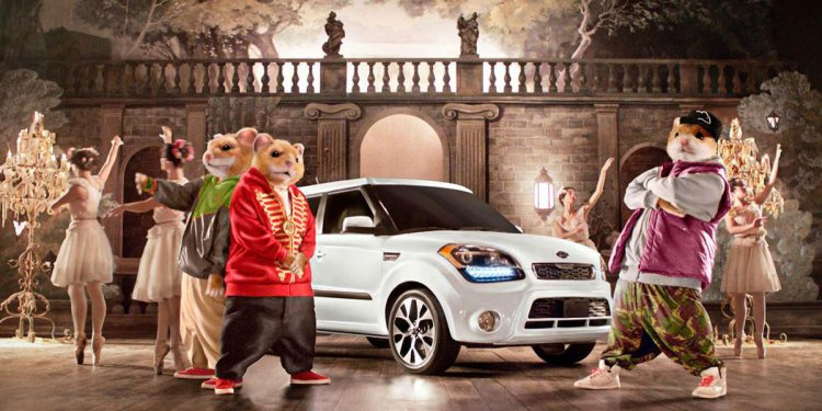 Kia Soul Hamster Commercial In My Soul Video Contest