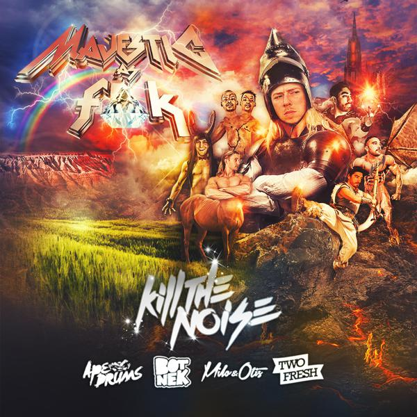 "Kill the Noise To Embark On Massive ""Majestic As Fak"" Tour With Milo & Otis"