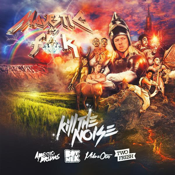 "Kill the Noise To Embark On Massive ""Majestic As Fak"" Tour With Milo & Otis"