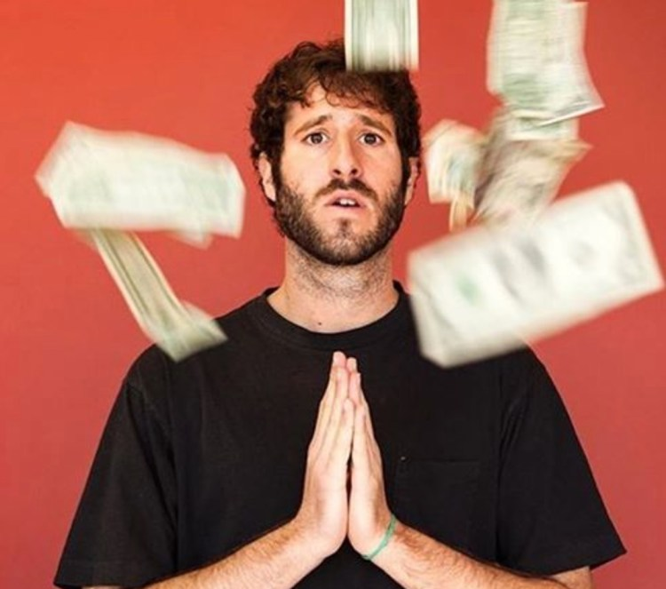 lil dicky contest NYE 2016