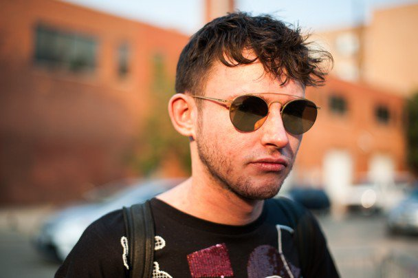 "Listen To The Hudson Mohawke's ""Diplo and Friends Hip-Hop Mixtape"" Ft. Kanye West"
