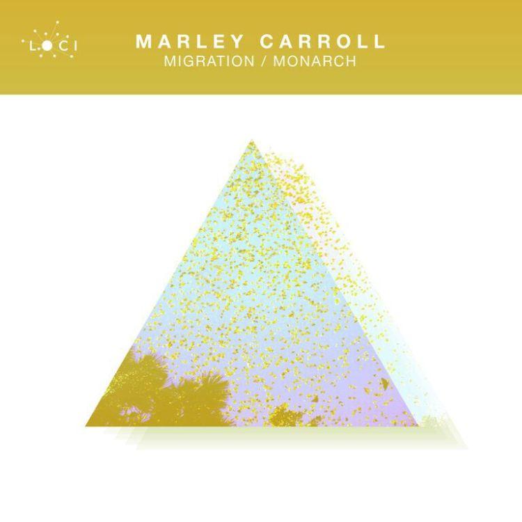 marley carroll migration monarch artwork