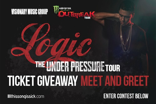 Meet Logic & Win Tickets To Every US Stop Of His Monster Energy Outbreak World Tour