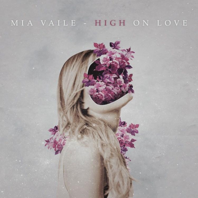 Mia Vaile High ON Love artwork