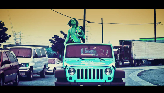 Mod Sun - My Hippy (Music Video) : Trippy Electronic Hip-Hop Video [Free Download]