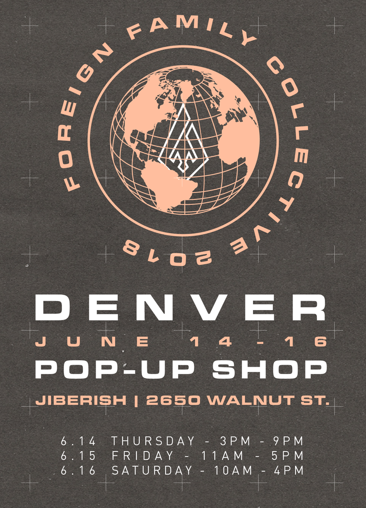 odesza foreign family pop up