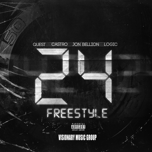 [PREMIERE] 24 Freestyle Ft. Logic