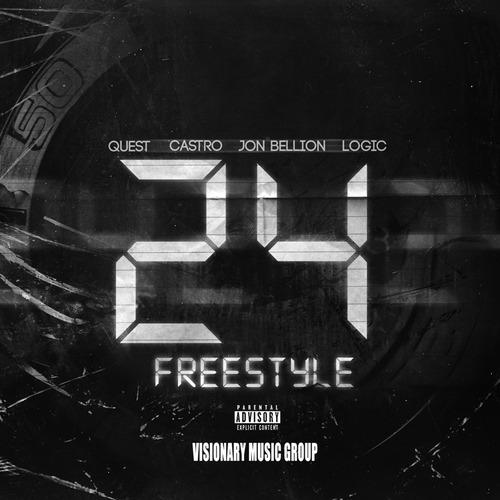 [PREMIERE] 24 Freestyle Ft. Logic