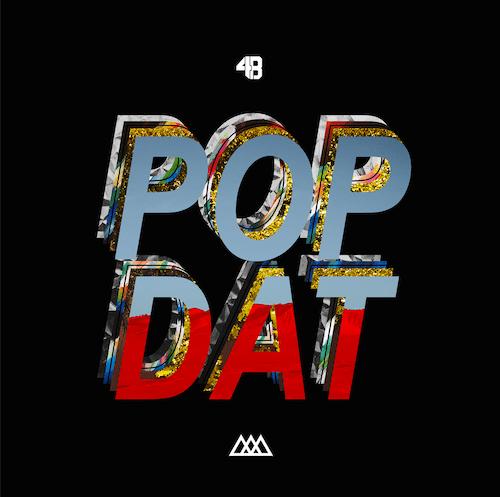 [PREMIERE] 4B X Aazar - POP DAT : Massive Trap Collaboration [Free Download]