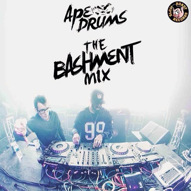 "[PREMIERE] Ape Drums Drop ""The Bashment Mix"" On Slow Roast Records : Trap / Bass [Free Download]"