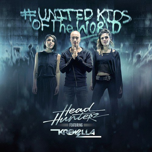[PREMIERE] Headhunterz and Krewella Team Up For Hardstyle Collaboration 'United Kids of the World'