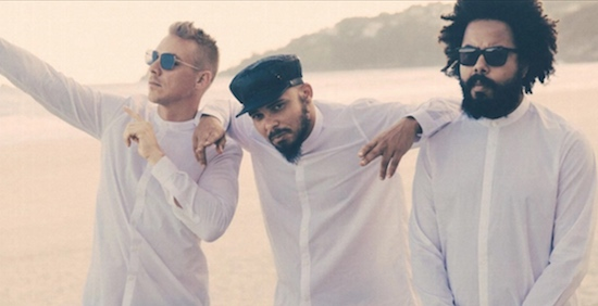 """[PREMIERE] Major Lazer's """"Be Together"""" Receives Refreshing Remix From Newcomer LIOHN"""