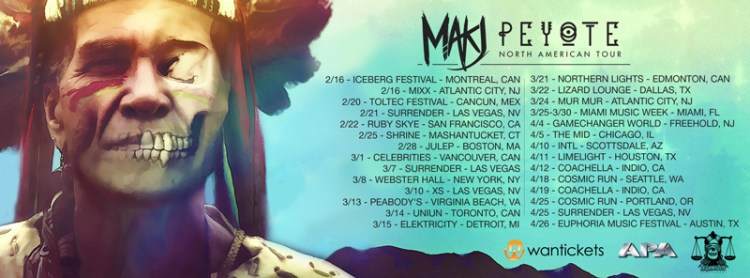 [PREMIERE] MAKJ Announces First US Headlining North American Tour
