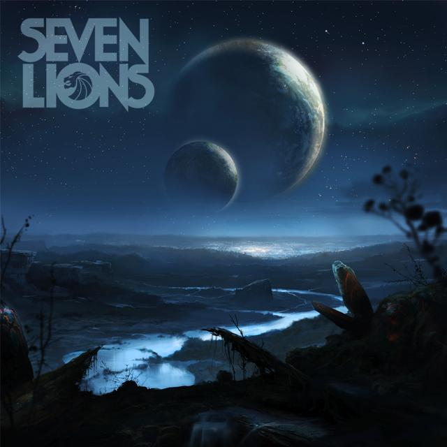 """Seven Lions Streams Groundbreaking Progressive Electro House / Bass EP """"Worlds Apart"""" feat. Ellie Goulding"""