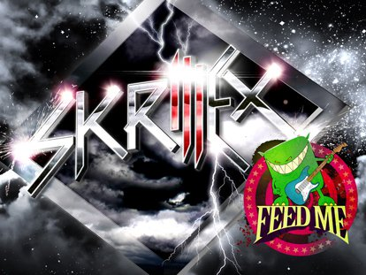 Skrillex vs Feed Me - The Blood Red Cinema (Styles & Complete Mashup) : Sick New Electro/Dubstep Mashup