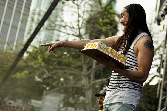 Steve Aoki - Ultra Music Festival 2013 Live Set (Video
