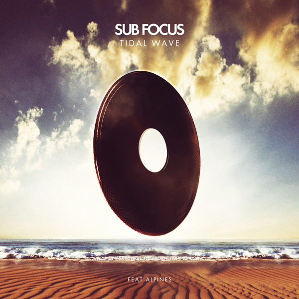 Sub Focus - Tidal Wave (Flosstrdamus Remix) : Smooth Chilled Out Trap / Drum and Bass Remix