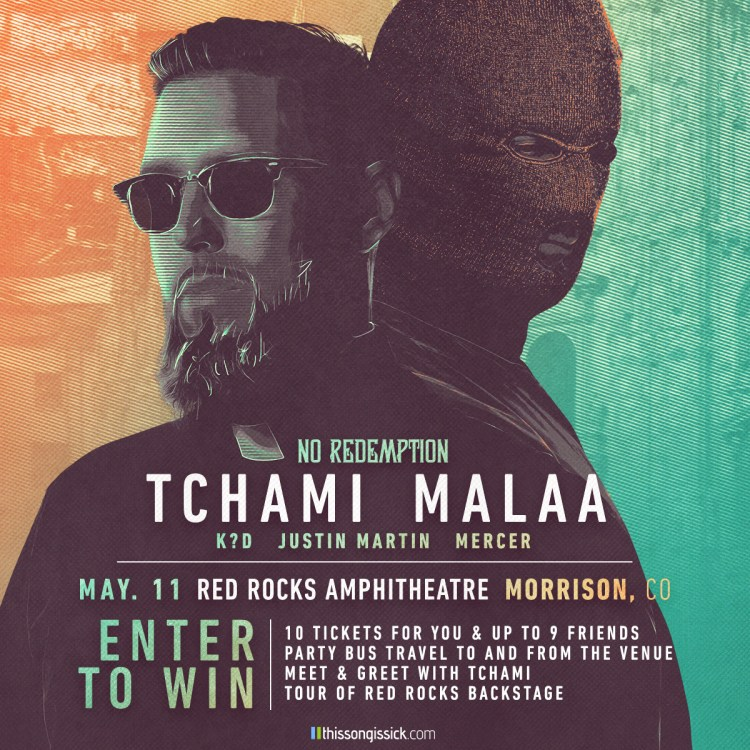 Tchami malaa red rocks