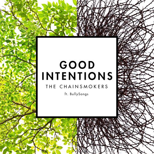 The Chainsmokers - Good Intentions (Ft  BullySongs