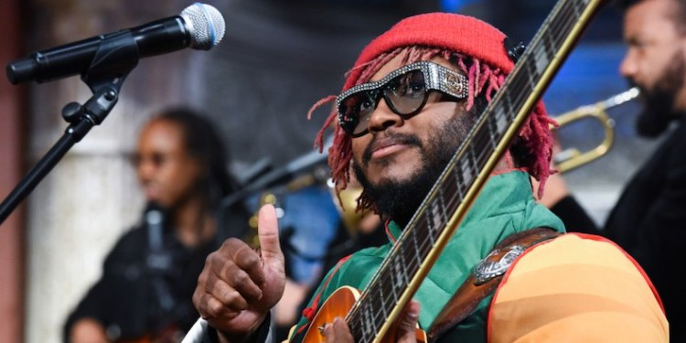 Thundercat Colbert them changes