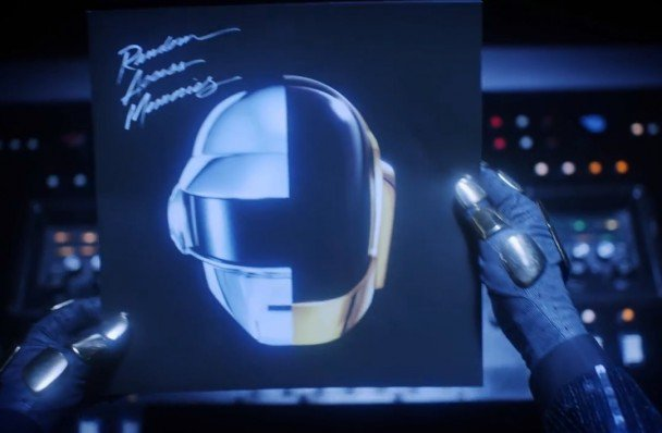 Watch Daft Punk unbox Random Access Memories and Debut New Song clip in Must See Video