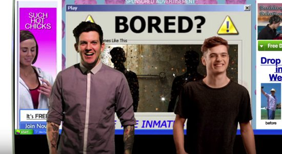 """Watch Dillon Francis & Martin Garrix' Outrageous Music Video For """"Set Me Free"""""""