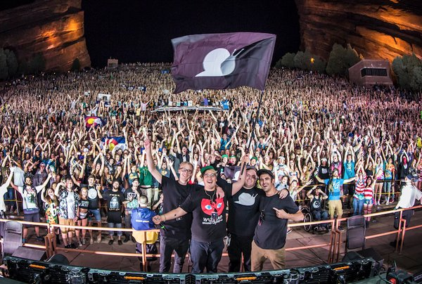 Win VIP Tickets To Flosstradamus' HDYFEST Show At Red Rocks & Eat Tacos With Snails & Valentino Khan
