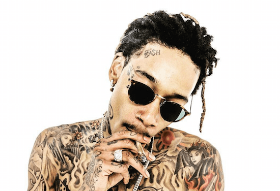 "Wiz Khalifa Freestyles Over Adele's ""Hello"" For ""Hella O's"""