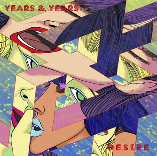 Years & Years - Desire (Jerry Folk Remix) : Refreshing House Remix