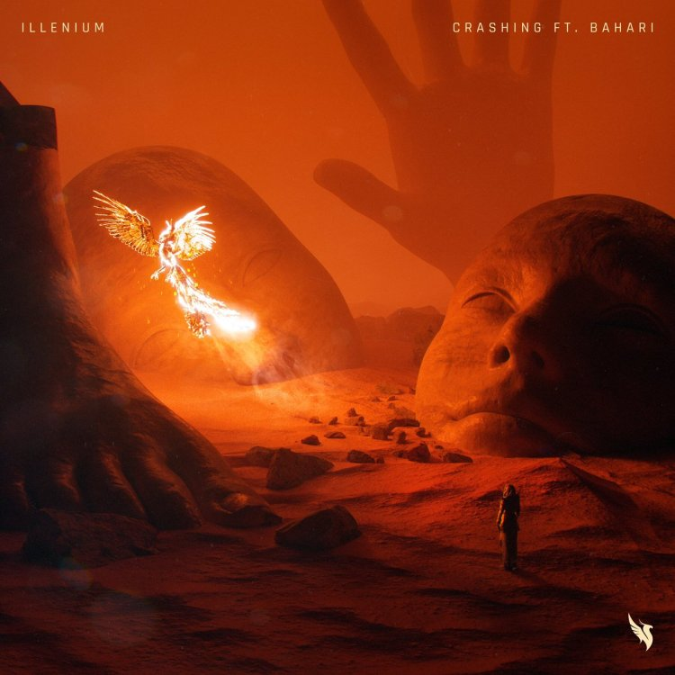 illenium crashing artwork