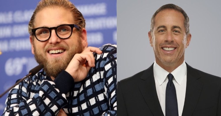 Jonah Hill Jerry Seinfeld Vampire Weekend