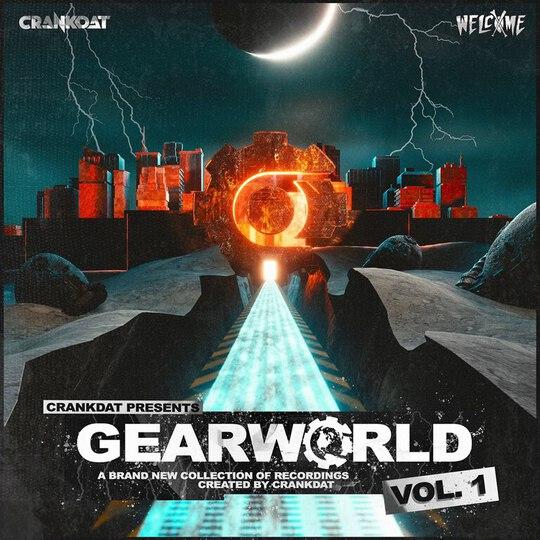 Gearworld Vol. 1 Artwotk